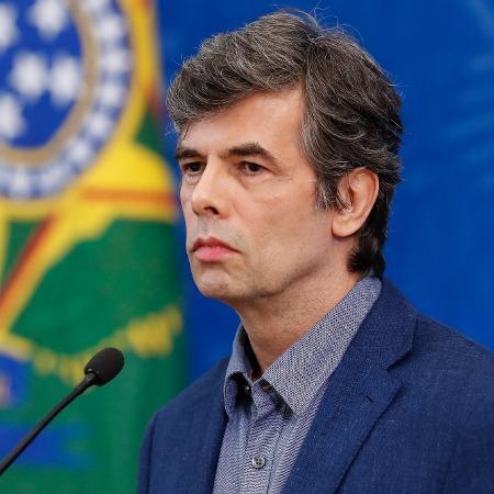 O oncologista Nelson Teich assumiu o cargo após a demissão de Luiz Henrique Mandetta  - Alan Santos/Presidência da República