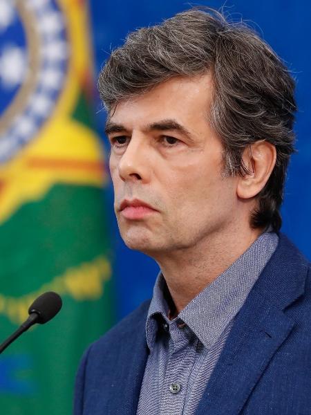 O oncologista Nelson Teich, novo ministro da Saúde: esqueçam o que eu escrevi - Alan Santos/Presidência da República