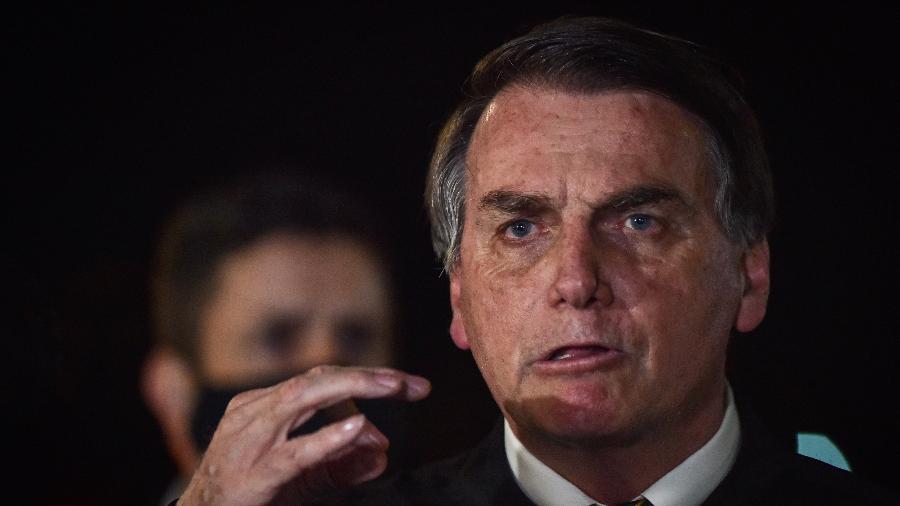 Jair Bolsonaro, presidente da República - Andre Borges/NurPhoto via Getty Images