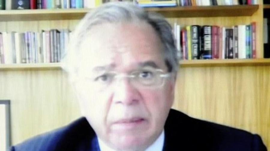 Paulo Guedes na Comissão de Constituição e Justiça e de Cidadania da Câmara dos Deputados - Gustavo Sales/Câmara dos Deputados