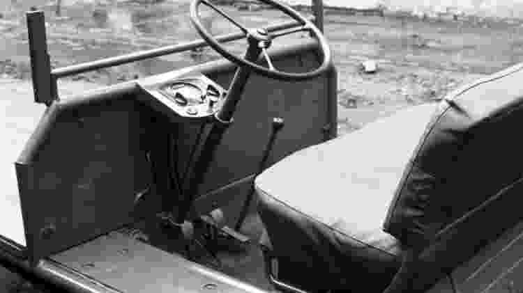 Plattenwagen comando - Divulgação  - Divulgação