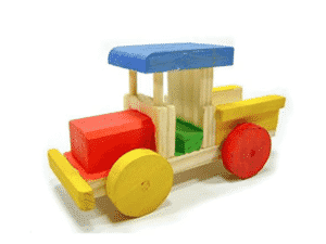 kit mini carro - Divulgação - Divulgação