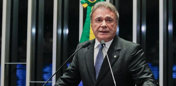 Álvaro Dias: Se querem processo contra Temer, que abram outro - Jefferson Rudy/Agência Senado