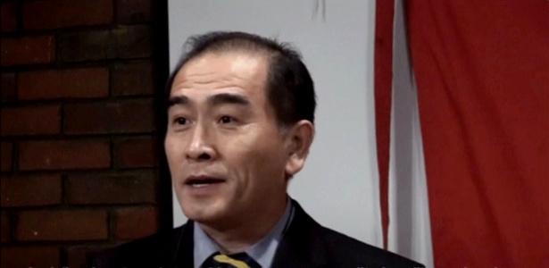 Thae Yong-Ho era o número dois da embaixada da Coreia do Norte no Reino Unido