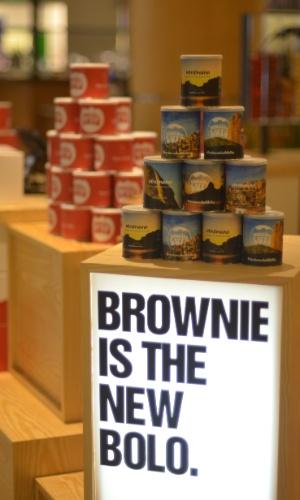 Brownie do Luiz