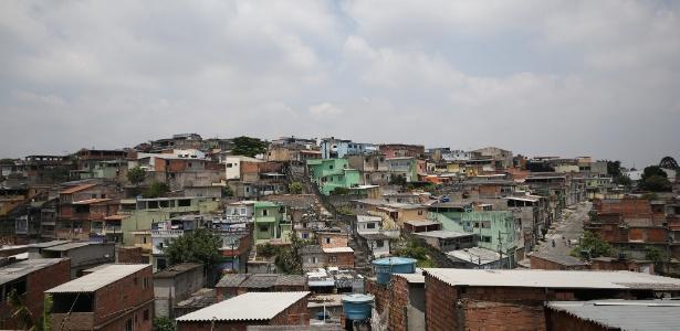 Distrito de São Rafael, zona leste de SP, onde viviam os 5 jovens mortos em chacina