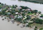 RS entra em alerta por chuva; 56 municípios estão em emergência - RONALDO BERNARDI/Agência RBS/ESTADÃO CONTEÚDO