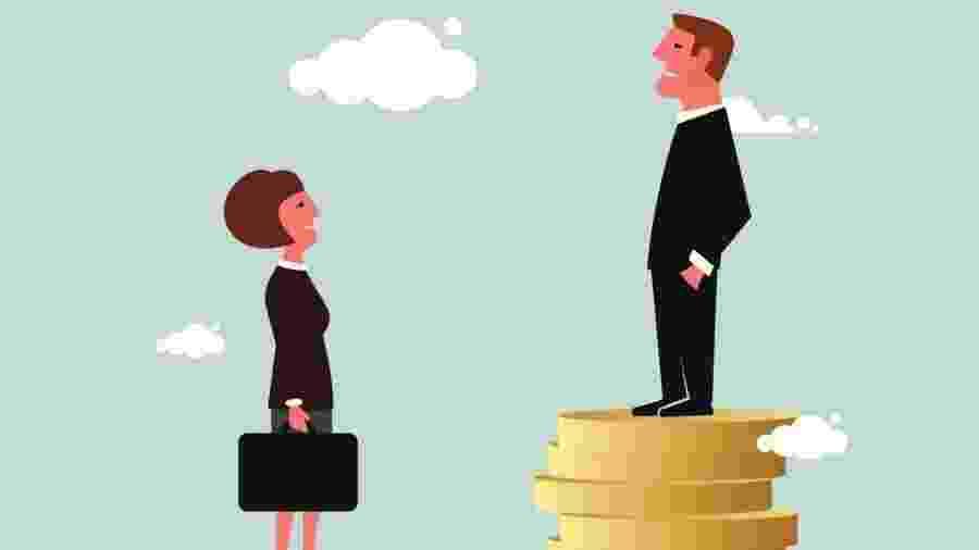 O número de mulheres que entram em profissões de maior crescimento salarial é insuficiente, afirmou o Fórum - Getty Images
