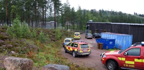 Funcionário de 19 anos do parque Orsa Rovdjurspark, na Suécia, foi atacado