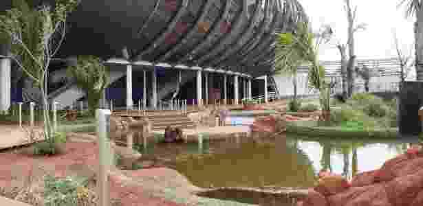 Aquário do Pantanal lago - Moises Silva/Agesul - Moises Silva/Agesul