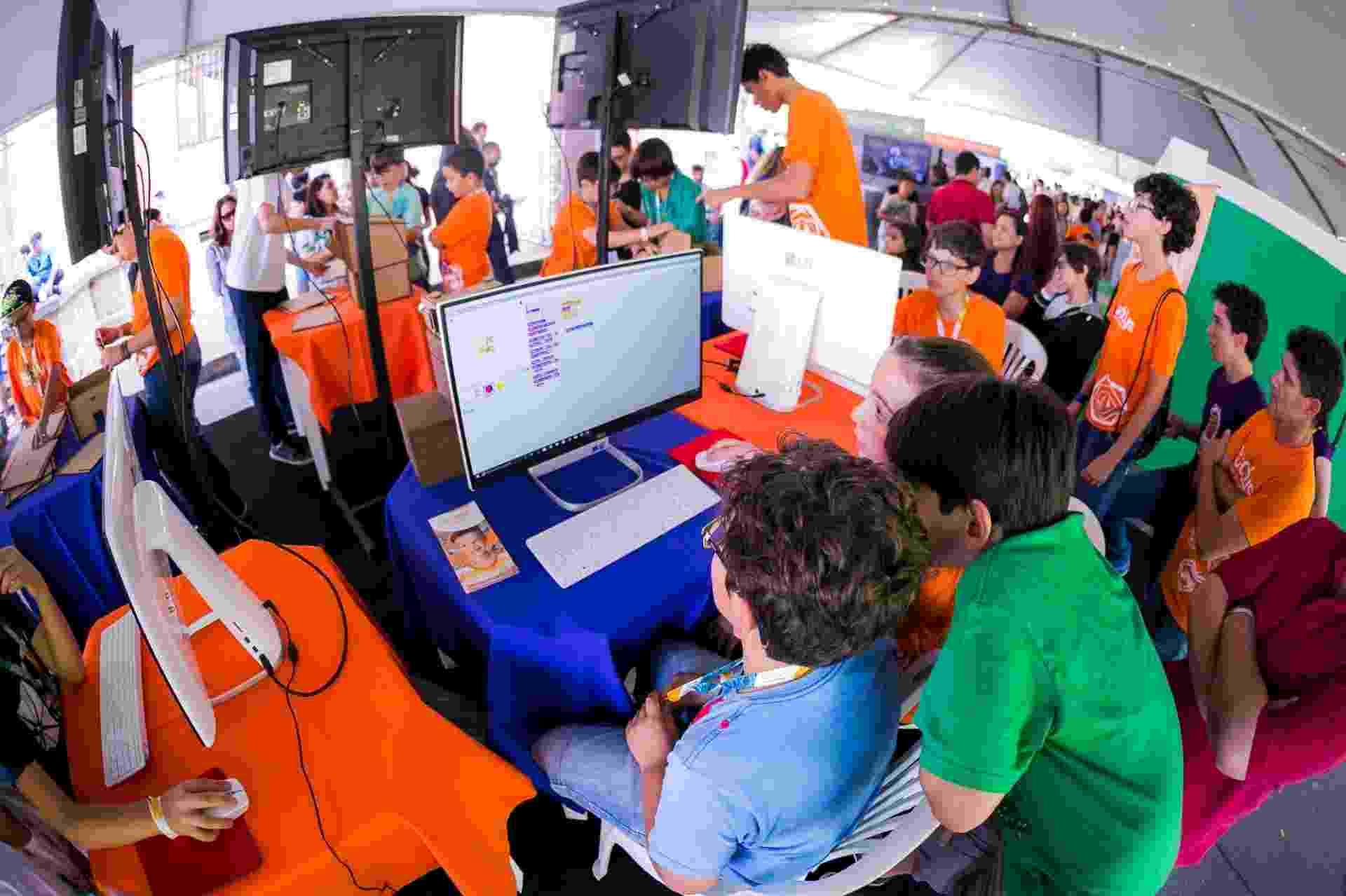 Buddys é uma escola de robótica e programação para crianças e adolescentes - Divulgação