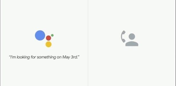 O Duplex, integrado no Google Assistente, capacitará telefones de pequenos negócios