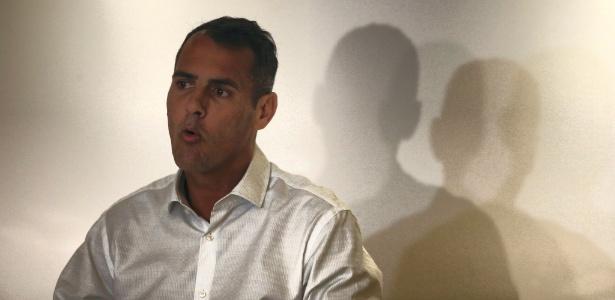 Marcello Siciliano convocou uma entrevista coletiva para negar as acusações - Fabiano Rocha/Agência O Globo