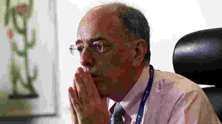 Ex-presidente da Petrobras, Pedro Parente defendeu a reforma da Previdência - Wilton Júnior/Estadão Conteúdo