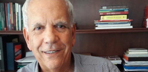 O professor Oriovisto Guimarães, eleito pelo Podemos no Paraná