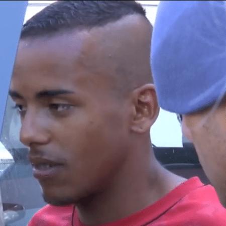 Caio Oliveira confessou ter matado e arrancado o coração de travesti em Campinas, no interior de SP - Reprodução/RedeTV!