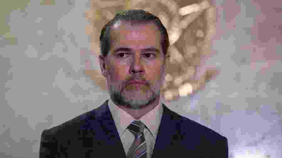 O ministro e presidente do STF (Supremo Tribunal Federal), Dias Toffoli - Bruno Rocha/Fotoarena/Estadão Conteúdo