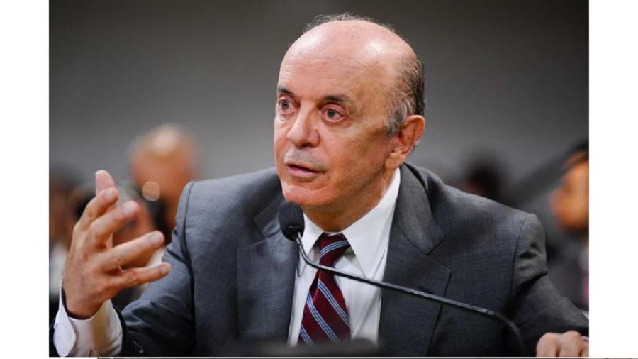 Senador José Serra - Edilson Rodrigues/Agência Senado
