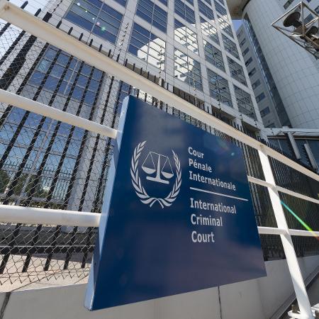 Sede do Tribunal Penal Internacional, com sede em Haia, na Holanda - Getty Images