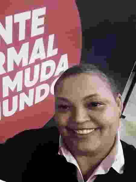 Andréa Soares, 44, tem hepatite autoimune - Arquivo pessoal - Arquivo pessoal