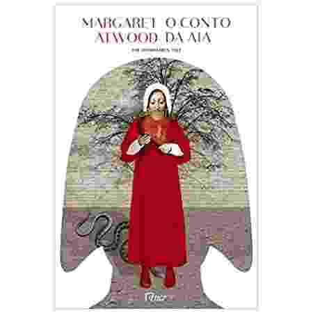3º - O Conto da Aia (Margaret Atwood) - Rocco - Reprodução/Amazon - Reprodução/Amazon