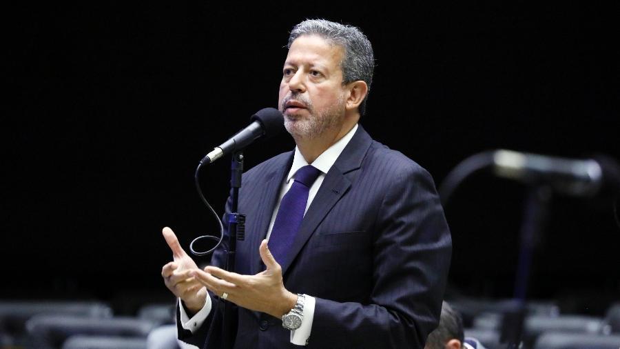 O deputado federal Arthur Lira (PP-AL) no plenário da Câmara - Luis Macedo/Câmara dos Deputados