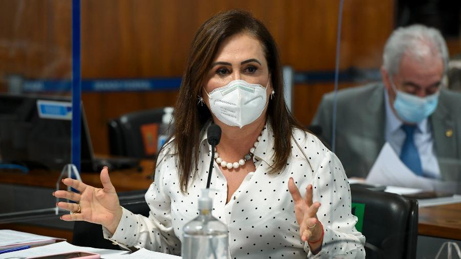 Senadora Kátia Abreu - Jefferson Rudy/Agência Senado