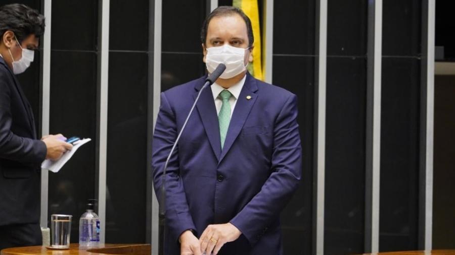 Deputado Elmar Nascimento, relator da MP da Eletrobras na Câmara - Pablo Valadares/Divulgação/Câmara dos Deputados
