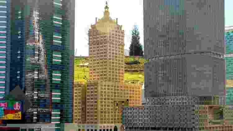 """Legoland de Nova York possui """"miniaturas"""" de prédios de dez cidades diferentes - Divulgação - Divulgação"""