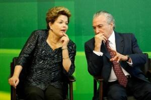 Dilma e Temer são alvos de processo na Justiça Eleitoral