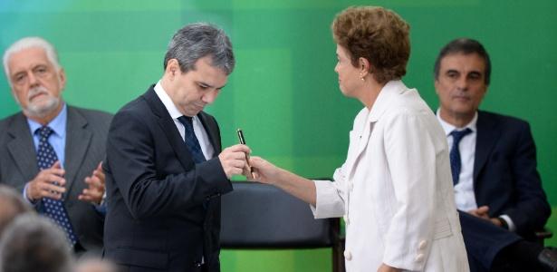 Juíza do DF derruba nomeação de novo ministro da Justiça - Andressa Anholete/Framephoto/Estadão Conteúdo