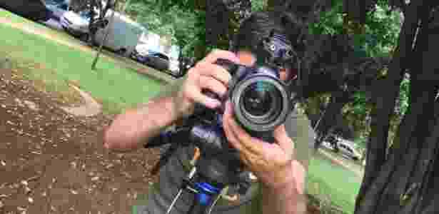 Câmera principal de 12MP produz fotos nítidas, com cores vivas e boa profundidade de campo - Larissa Leiros Baroni/UOL
