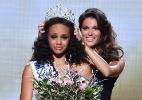 Representante da Guiana Francesa é eleita Miss França 2017 (Foto: Pascal Guyot/ AFP)