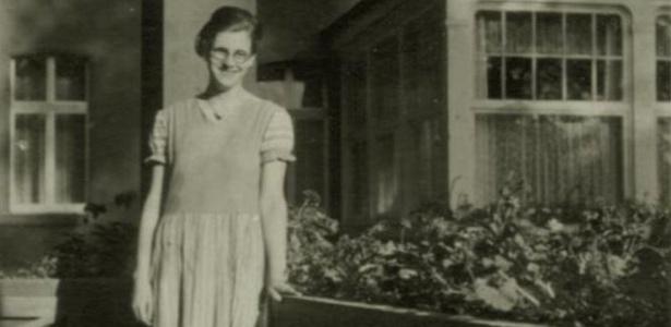 """Anna Lehnkering sonhava em ser enfermeira, mas foi morta numa câmara de gás em """"teste"""" para o Holocausto"""