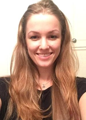 Carina Heigl, parou de tomar hormônios om medo do risco de câncer de mama