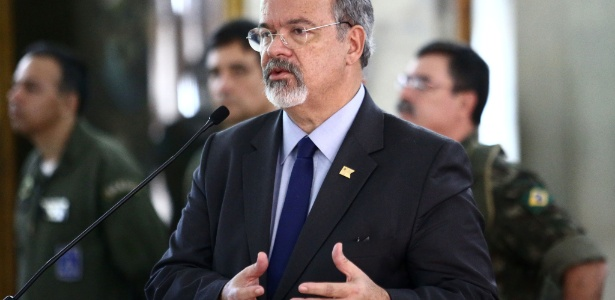 28.jul.2017 - Raul Jungmann detalha operação das Forças Armadas no Rio de Janeiro