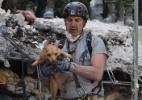 Forte terremoto atinge a Cidade do México - YURI CORTEZ/AFP
