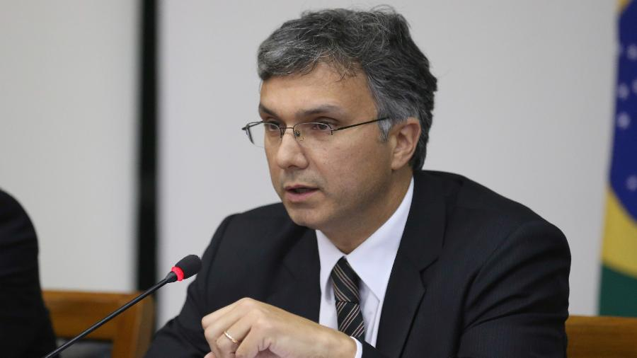 Esteves Colnago é secretário especial adjunto de Fazenda do Ministério da Economia - Fabio Rodrigues Pozzebom/Agência Brasil