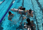 Submarino de Musk foi um truque, diz mergulhador de resgate na Tailândia (Foto: Reprodução)
