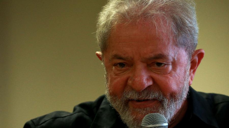 21.set.2017 - O ex-presidente da República Luiz Inácio Lula da Silva (PT) durante evento em São Paulo - Hélvio Romero/Estadão Conteúdo