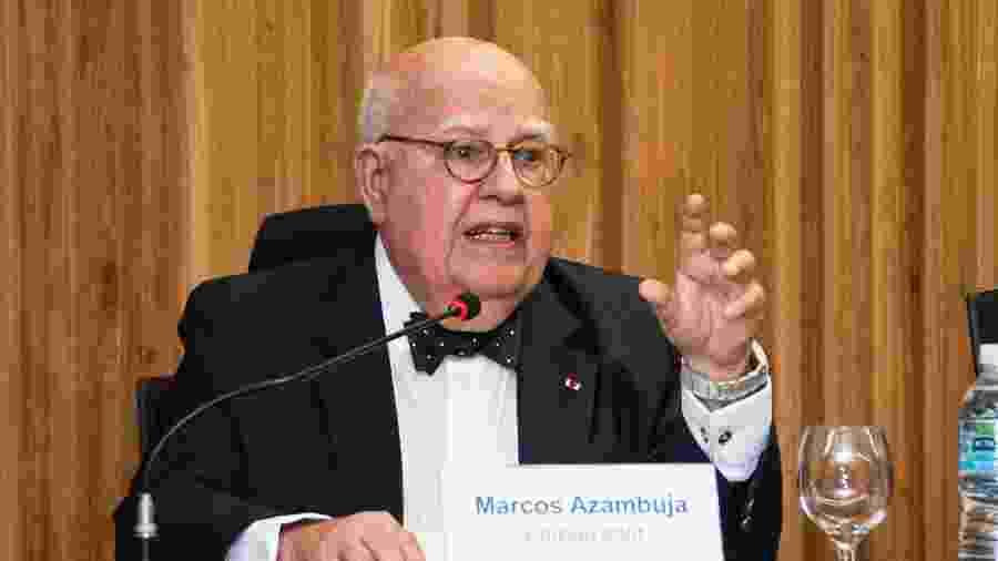 Embaixador Marcos Azambuja, secretário-geral do Itamaraty entre 1990 e 1992 - Reprodução/FGV
