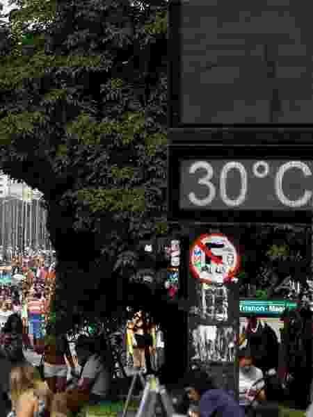 Avenida Paulista, região central de São Paulo - Fábio Vieira/FotoRua/Estadão Conteúdo