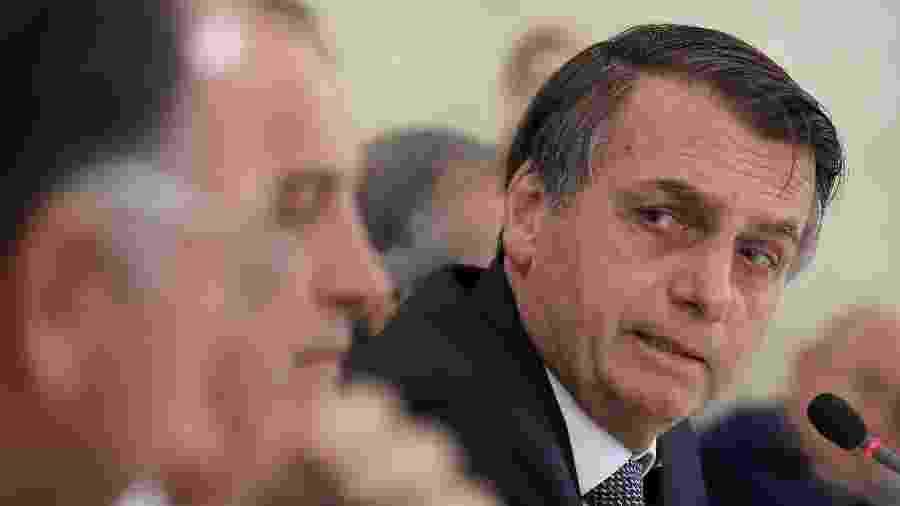 Jair Bolsonaro tomou café da manhã com integrantes da bancada do Nordeste no Congresso - Marcos Corrêa/PR