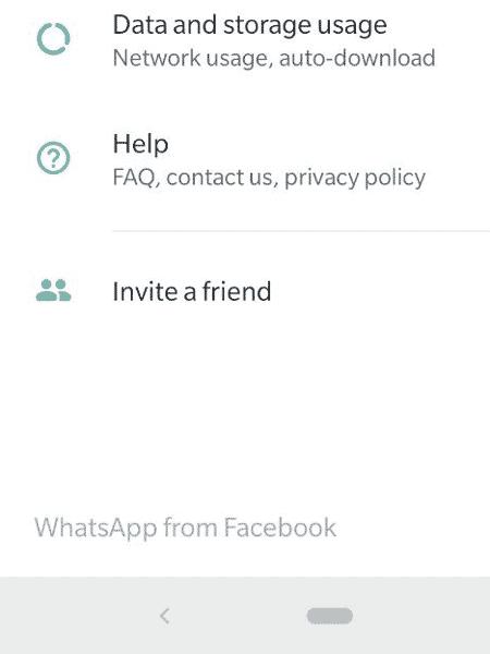 """Notou o """"From Facebook"""" aí? - Reprodução"""