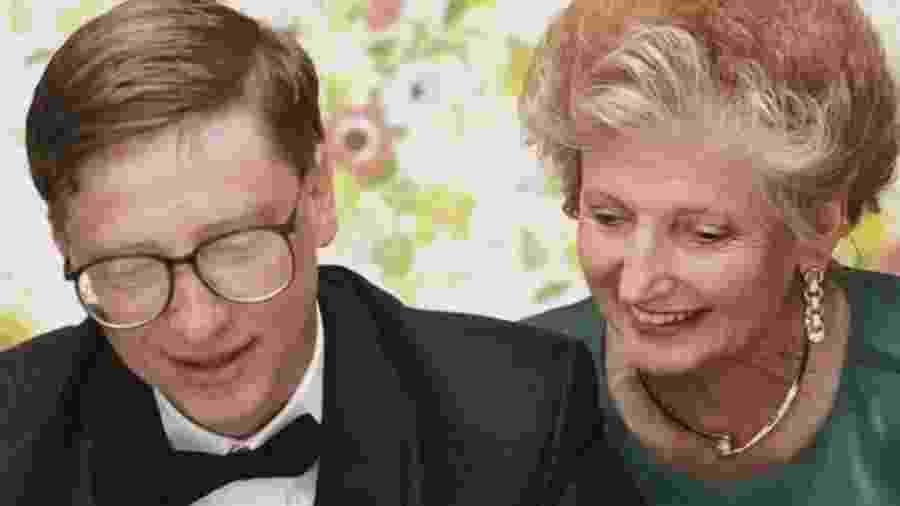 A mãe de Bill Gates, Mary Maxwell, foi fundamental na carreira de seu filho - Netflix