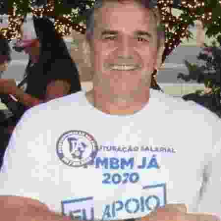 Cabo Sabino (Avante),  ex-deputado federal  e líder do movimento dos policiais grevistas no Ceará - Arquivo pessoal