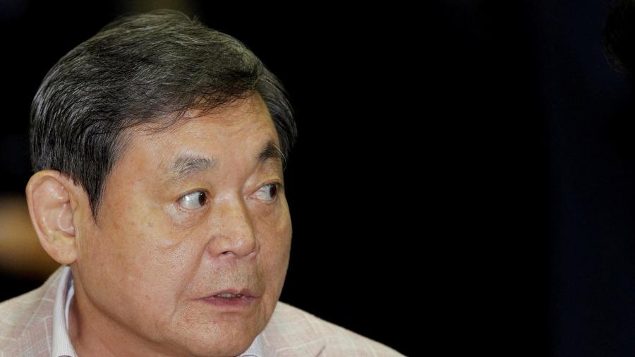Presidente da Samsung,  Lee Kun-Hee, morreu aos 78 anos - REUTERS/Lee Jae-Won/File Photo