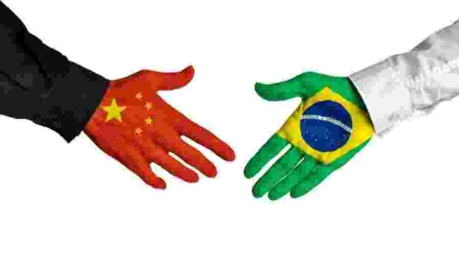 Fala do deputado federal Eduardo Bolsonaro gerou resposta dura do governo chinês - Getty Images