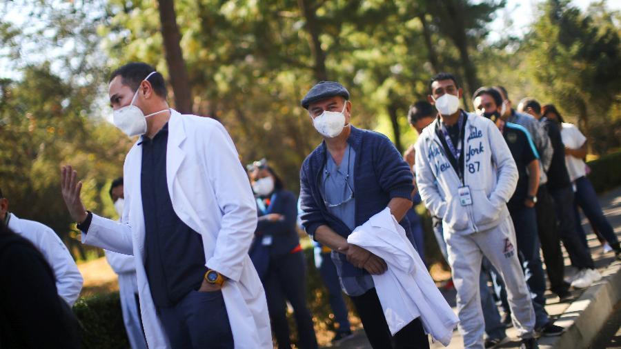 México deposita esperança em divisão de vacinas com EUA após meta de 100 dias de Biden - EDGARD GARRIDO/REUTERS