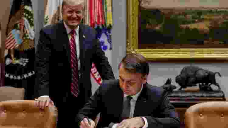 Abreu critica acenos de Bolsonaro a Trump, como questionamento a idoneidade de pleito americano e expansão da cota de importação de etanol dos EUA - ALAN SANTOS/PRESIDÊNCIA DA REPÚBLICA - ALAN SANTOS/PRESIDÊNCIA DA REPÚBLICA